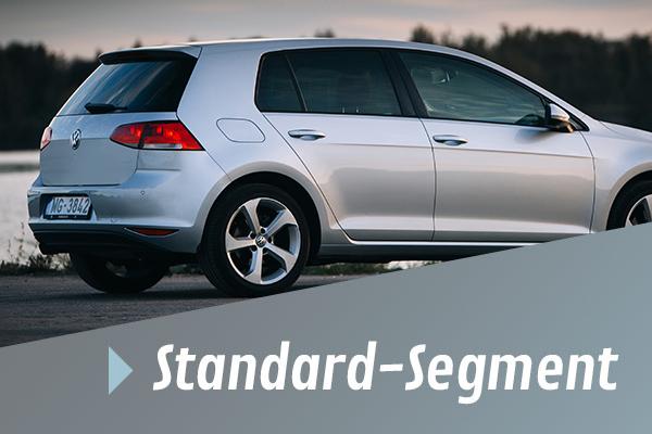 Auto werkstatt standard segment vw golf